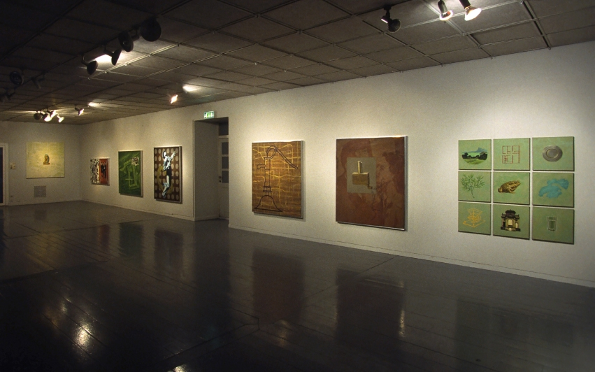 Hordaland Kunstsenter 2001
