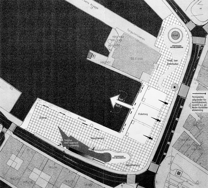 Forslag Torget 2002 kart