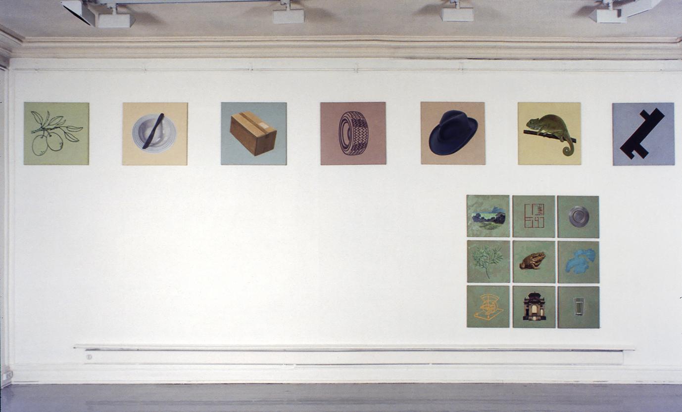 Oslo Kunstforening 1995